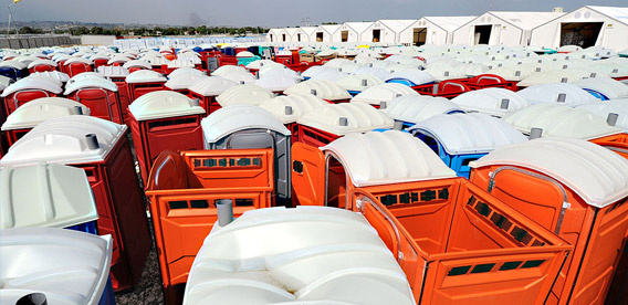 Champion Portable Toilets in Harvey,  IL